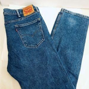 Levi Strauss Medium Wash Denim 505 Jeans